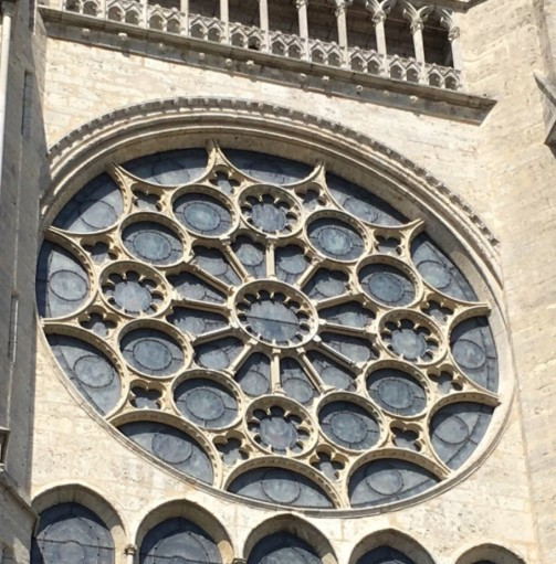 rozeta, rosette, rose window
